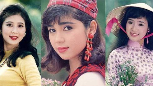 Ba mỹnhân thập niên 90: Người lận đận tình duyên, kẻ mất tích bí ẩn