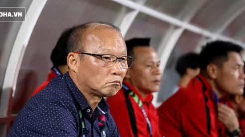 Báo Trung Quốc: 'HLV Park Hang-seo đang tỏ ra tự ti, ông ấy rất sợ thua chúng ta'