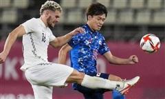 Nhật Bản hạ New Zealand, vào bán kết bóng đá nam Olympic