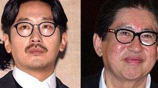 Ông bố nổi tiếng U80 vướng bê bối tình ái với bạn gái 37 tuổi, 'ông hoàng phòng vé' Ha Jung Woo có tuyên bố dứt khoát