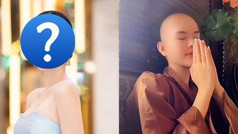 'Bản sao Ngọc Trinh' gây bất ngờ với hình ảnh cạo đầu, quy y, hé lộ bệnh trầm cảm nặng