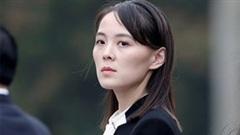 Em gái ông Kim Jong Un lại ra mặt cảnh cáo Hàn Quốc