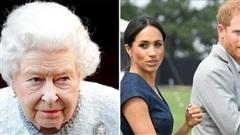 Nữ hoàng Anh ra quyết định mới khiến vợ chồng Meghan ấm ức nhưng không làm gì được