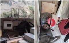Nhóm hot girl biến căn nhà 4 tầng thành bãi rác kinh hoàng, đồ đạc tràn vào cả toilet: Thái độ với chủ nhà khiến ai cũng bất bình