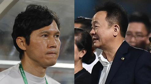 Lý do đằng sau việc tướng của bầu Hiển bất ngờ xin rút khỏi đội tuyển Việt Nam