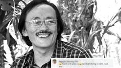 Netizen nhói lòng trước tin nghệ sĩ Giang Còi qua đời: Chào chú, một bầu trời tuổi thơ!