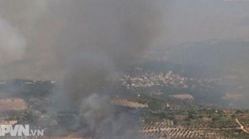 Tấn công tên lửa tại miền nam Israel