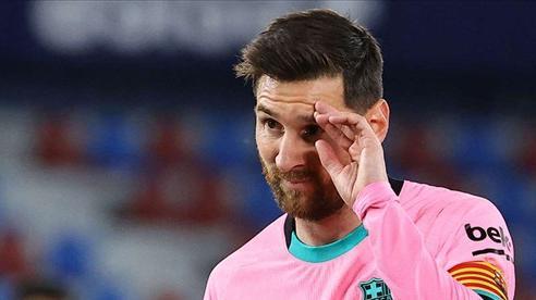 Đối mặt tương lai vô định, Messi đã quá ngây thơ
