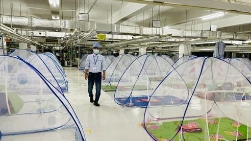 Dịch bệnh không dừng nhà máy, an toàn đến đâu tăng công suất đến đó