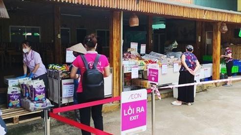 Hà Nội: Đảm bảo phòng chống dịch tại điểm bán hàng lưu động