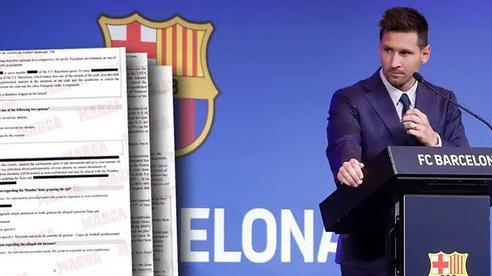 Đồng minh của Barcelona bất ngờ đâm đơn kiện PSG, Messi có nguy cơ 'thất nghiệp'