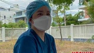 Vụ ông Trần Vinh tát nữ nhân viên y tế: 'Các cơ quan chức năng đang xử lý'