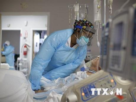 Hệ thống y tế miền Nam nước Mỹ bị đe dọa sụp đổ do biến thể Delta