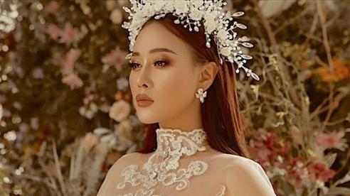 Phương Oanh xinh đẹp như một nữ thần