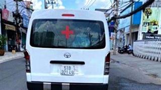 Bất ngờ lời khai tài xế xe cứu thương 'chặt chém' người nhà bệnh nhân Covid-19