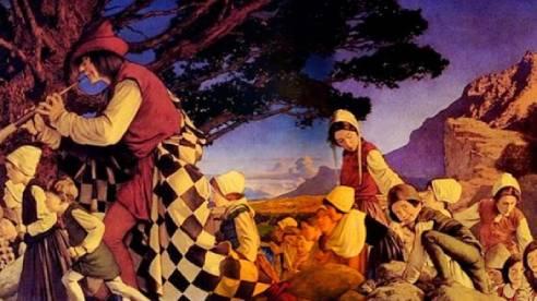 Truyện cổ thế giới: Người thổi sáo thành Hamelin