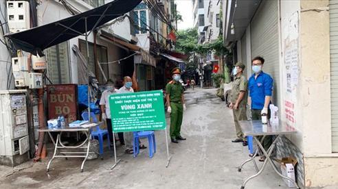 Thường trực Thành ủy Hà Nội yêu cầu bằng mọi giải pháp bóc tách hết F0, truy vết triệt để F1