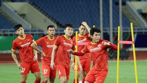HLV Park Hang-seo loại Duy Mạnh và Đình Trọng, chốt 23 cầu thủ đấu ĐT Australia