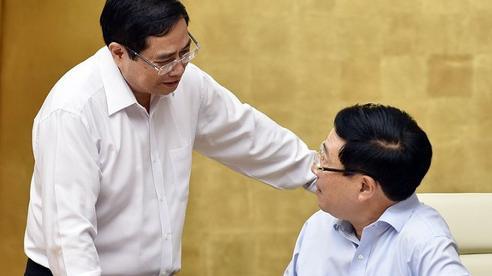 Ông Phạm Bình Minh làm Phó Thủ tướng Thường trực