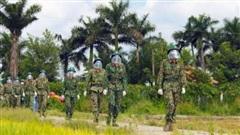 Quân đội chung tay cùng thành phố Hồ Chí Minh chống dịch