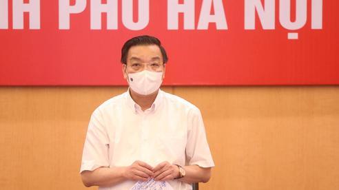 Chủ tịch Hà Nội nói gì về việc cấp giấy đi đường mới khi phân 3 vùng đỏ - cam - xanh?