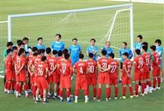 Xuân Trường, Tiến Linh cùng nhiều cầu thủ ở lại tập luyện cùng U22, sẵn sàng đấu Trung Quốc