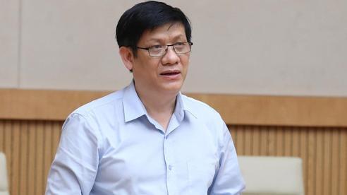 Bộ trưởng Y tế Nguyễn Thanh Long: 'Nhất định chúng ta sẽ chiến thắng!'