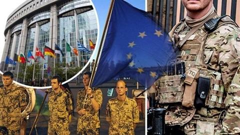 Quân đội chung EU có biến thành cái bóng của Mỹ?