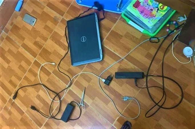 Học sinh lớp 5 bị điện giật tử vong