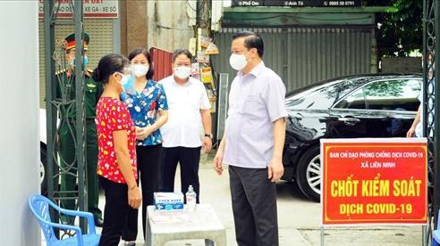 Chống dịch từ cơ sở và kinh nghiệm của Hà Nội