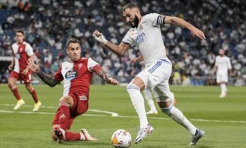 Clip trận Benzema lập hattrick, đưa Real lên đỉnh La Liga