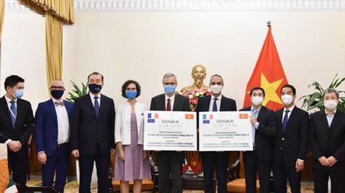 Việt Nam sắp nhận gần 2 triệu liều vaccine AstraZeneca viện trợ từ Pháp, Ý và Nhật