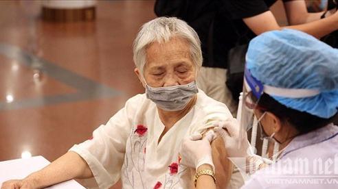 Việt Nam vượt mốc tiêm 30 triệu mũi vaccine Covid-19