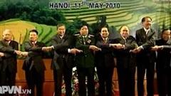 Đại tướng Phùng Quang Thanh trên bảng vàng ADMM+