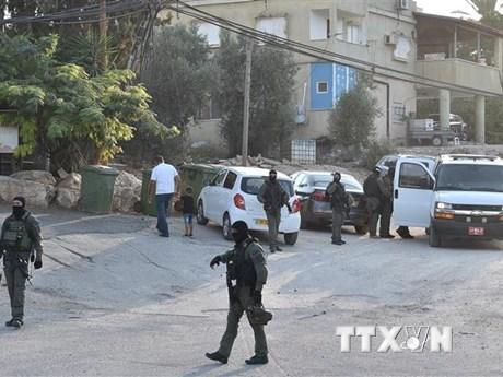 Căng thẳng tại các nhà tù giam giữ người Palestine tại Israel