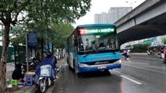 Hà Nội xây dựng phương án mở lại hoạt động xe buýt và xe khách liên tỉnh