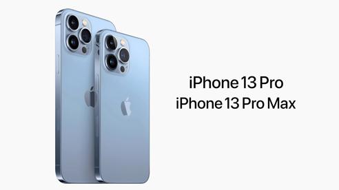 Đột phá nhà Apple - iPhone 13: Pin cả ngày, nâng cấp lớn camera, có bản màu hồng