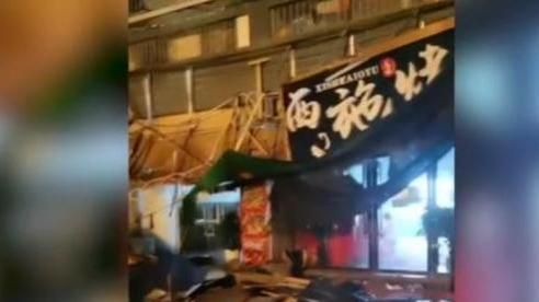 Động đất tại Tứ Xuyên, Trung Quốc, ít nhất 62 người thương vong