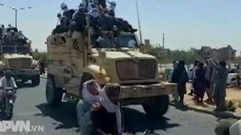 Taliban khẳng định mục tiêu xây dựng quân đội