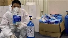 'Bệnh viện tại nhà' hỗ trợ người nhiễm Covid-19