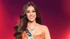 Hoa Hậu Khánh Vân trượt top 8 Miss Grand Slam