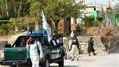 Taliban cũng bị đánh bom xe