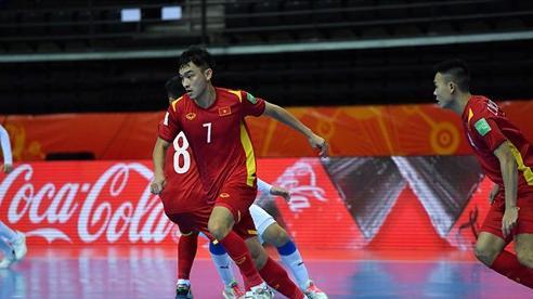 Hòa CH Séc, ĐT futsal Việt Nam làm nên lịch sử ở World Cup