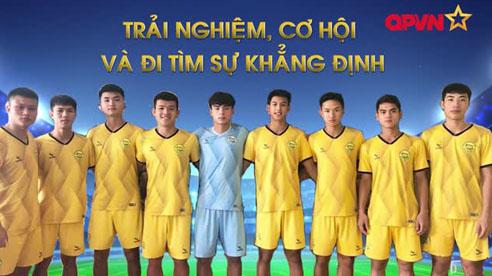 HLV Bình Định tiết lộ bất ngờ về cách sinh hoạt ...chất lính của cầu thủ mượn từ Viettel FC