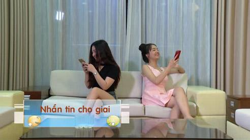Cười Thả Ga: Nhắn Tin Cho Trai
