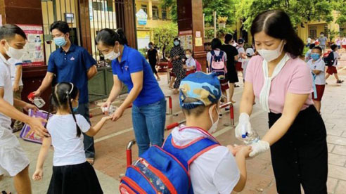 Cả nước có 25 tỉnh, thành 100% học sinh vẫn được đến trường
