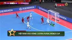 Điểm tin 20/9: ĐT Futsal Việt Nam xuất sắc vào vòng 1/8 Futsal World Cup