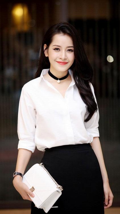 Muôn kiểu mix áo sơ mi dài tay sành điệu của mỹ nhân Việt, nàng công sở tha hồ học theo và tích lũy thêm bí quyết