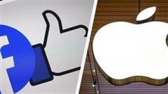 Apple và Facebook đang căng thẳng