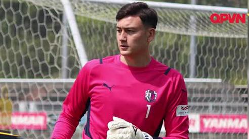 Đặng Văn Lâm dự kiến nghỉ thi đấu 4 tháng